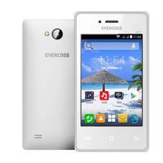 Evercoss A5T - Android KitKat Harga Tak Lebih Dari 500 Ribu.