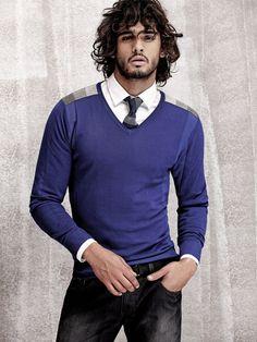 Sweater layering