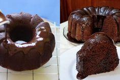Το κέικ των μηδέν θερμίδων: Υγιεινό κέικ με μέλι χωρίς ζάχαρη και αλεύρι, που μπορείτε να φάτε όσο θέλετε – Enimerotiko.gr Nutella, Mixer, Food To Make, Muffin, Food And Drink, Chocolate, Cooking, Breakfast, Cake