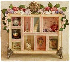 Shabby Chic alteration box