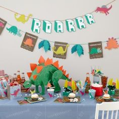 Roarrrr! Party Collection  | The Land of Nod