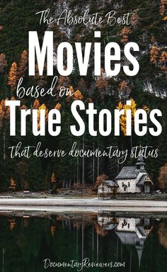 These unbelievable movies based on true stories are so good, they deserve documentary status! Each one tells the true story of a major event or person that you just won't believe actually occurred (or did what they did! Netflix Shows To Watch, Movie To Watch List, Good Movies To Watch, Tv Series To Watch, Movie List, Best Documentaries On Netflix, Good Movies On Netflix, Netflix Tv, Retro Humor