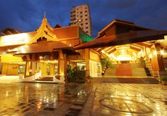 Chiang Mai : Khum Phucome Hotel Overview