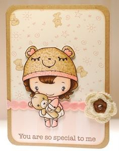 Have to pick up this stamp for this cute card!