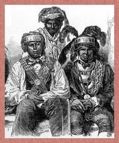 Black Seminole people. Many slaves would escape in the swamps and join the Native American Seminole tribes.They intermarried with the Seminoles. The Seminoles were practically wiped out by the U.S. army before and after the Civil War. Biddy Craft