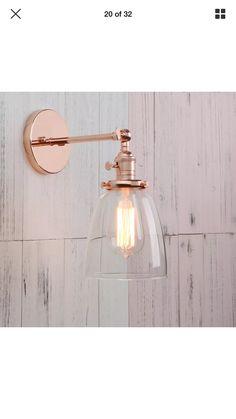 Decor, Wall Lights, Wall, Home Decor, Light