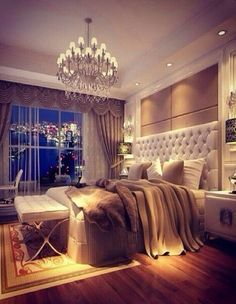 Luxury Bedroom with so much style