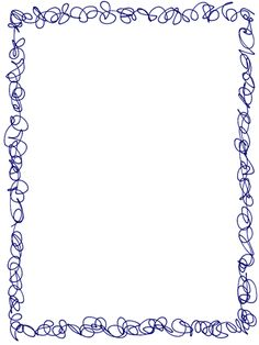 Scribble Frame Border Freebie (plus other freebies)