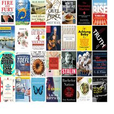"Wednesday, January 10, 2018: The Chelmsford Public Library has 11 new bestsellers, two new movies, three new audiobooks, one new music CD, five new children's books, and 79 other new books.   The new titles this week include ""Fire and Fury: Inside the Trump White House,"" ""Giraffes Can't Dance,"" and ""The Road Not Taken: Edward Lansdale and the American Tragedy in Vietnam."""