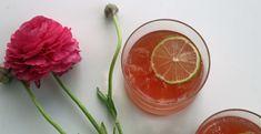 Sloe gin fizz - sommerens favoritt!