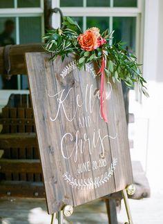 Kelly & Chris // Jodi Miller Photography // Vertias Winery #weddinginspiration #weddingideas #pinkwedding