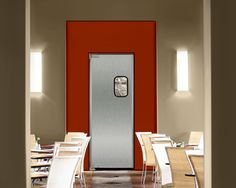 Restaurant Traffic Doors, swinging Doors for Restaurant Kitchens ...