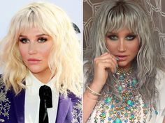 See the New Celebrity Hair Makeovers of 2016 - Kesha from InStyle.com