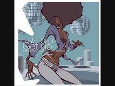Album Cover - Frankie Beverly & Maze Strut'n' Get Up - Maze - Color Blind
