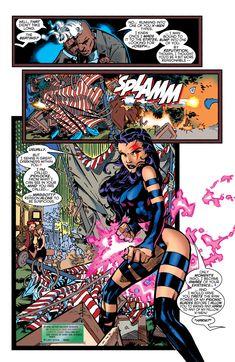Uncanny X-Men Comic Book Pages, Comic Book Artists, X Men, Black Bolt, Power Man, Moon Knight, Psylocke, Silver Surfer, Doctor Strange