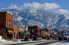 One of my favorite places to ride-Steamboat Springs Colorado
