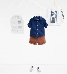 SHOP BY LOOK-BABY BOY   3 months-3 years-KIDS   ZARA United States