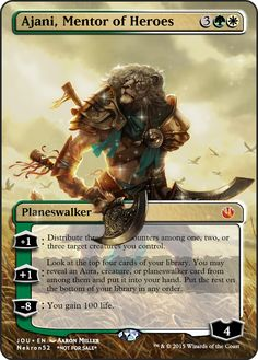 Creatures & Legends on Pinterest | Magic The Gathering ...