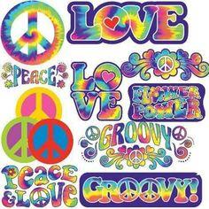 Hippie Peace, Happy Hippie, Hippie Love, Peace Sign Art, Peace Signs, Hippie Crafts, Hippie Party, We Are The World, Album Design