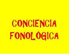 Conciencia fonológica de Araceli Pérez Artiles