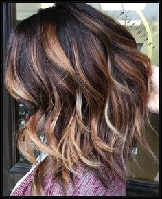 35 Short Ombre Hair Color Ideas for Brunettes That Are Trending for Short Ombre Hair Are you looking for short hair ombre? Then these 35 short ombre hair color ideas for brunettes that are trending for 2019 will be yo. Ombre Hair Color, Hair Color Balayage, Cool Hair Color, Brown Hair Colors, Balayage On Short Hair, Spring Hair Colors, Balayage Highlights, Purple Hair, Unique Hair Color