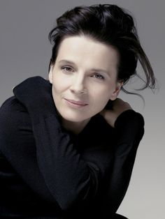 Juliette Binoche. To my mind the most beautiful woman to walk the earth and an ability to reduce me to tears with the acting ability just in her eyes.