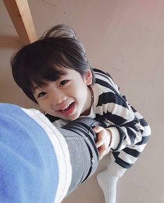 Jungkook and Taehyung are married. ♥ the # Fan Fiction # amreading # books # wattpad Cute Baby Boy, Cute Little Baby, Little Babies, Cute Boys, Kids Boys, Little Boys, Baby Kids, Cute Asian Babies, Korean Babies