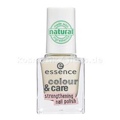 essence - Nagellack - love.joy.care - colour & care - strengthening nail polish 04 - lean on me - Cosmetics & False Eyelashes