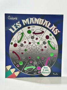 Children's mandala coloring book in French language new free ship Mandala Coloring, French Language, Coloring Books, Make It Yourself, Free Shipping, Ebay, Coloring Pages Mandala, French People, French