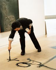 1991-1992 Antoni Tàpies