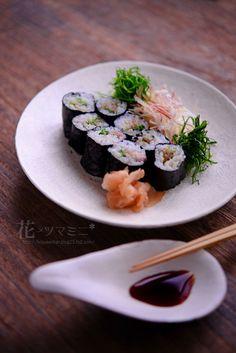 Japanese Negitoro Sushi