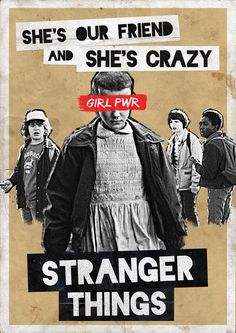 Stranger Things // Poster on Behance