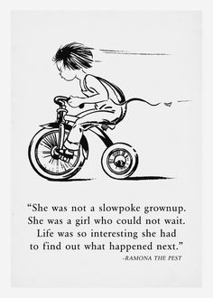 Ramona the Pest. Illustrations of Beverly Cleary's books by Louis Darling Ramona The Pest, Ramona Books, Ramona Quimby, Beverly Cleary, Iconic Characters, Children's Book Illustration, Book Illustrations, The Life, Book Quotes