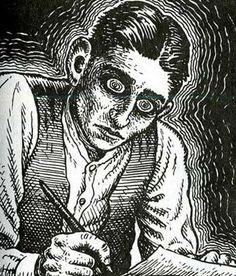 Zona Psicópata: Kafka (cómic) - Robert Crumb y David Mairowitz
