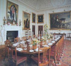 Harewood House Dining Room (Harewood House Trust)