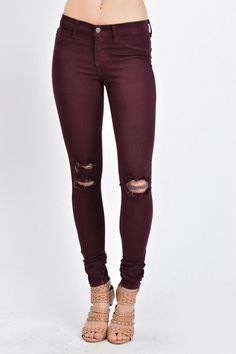 Super Stretch Skinny Pants