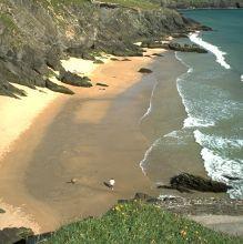 fanore beach, Co. Clare