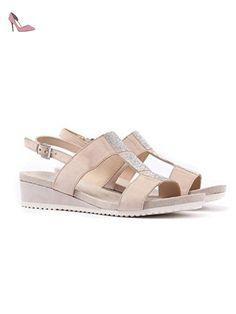 Caprice Footwear , Sandales pour femme - beige - beige, - Chaussures caprice (*Partner-Link)