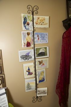 Greeting Cards by local artist Laureen McElmury