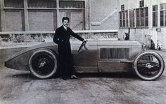 Voisin 6 cyl race car