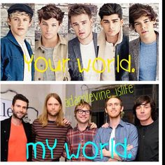 my world is better that yours