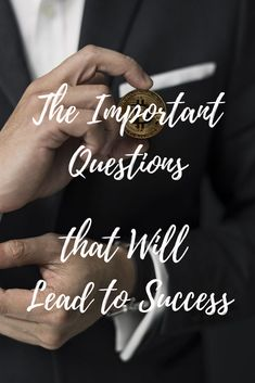 The Important Questions That Will Lead to Success - 10 Year Target Finance Books, Finance Tips, Investing In Stocks, Lost Money, Business Photos, New Things To Learn, Personal Finance, Something To Do, Saving Money