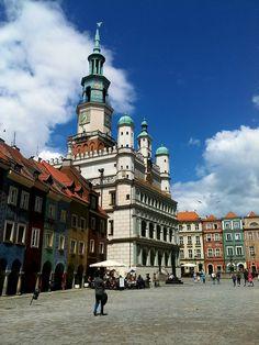 #Poznań #Polska  #Stary Rynek  #Poland #Ratusz