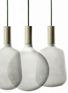 Afillia #lamp by .exnovo at the New York Design Week