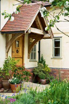 Border Oak porch