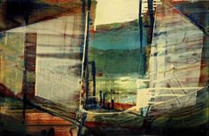 James Lavadour Paintings For Sale