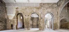 Sacral architecture, see more about Santa mària vilanova de la barca church in the article.