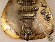 Chalicecaster guitar