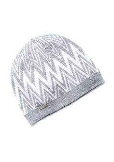 Calvin Klein - Zigzag Lurex Beanie $38.00