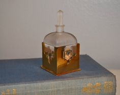 Art Deco Perfume Bottle from Germany by HauteBlooded on Etsy